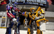 Transformers Characters-Prime and Bee Vertical